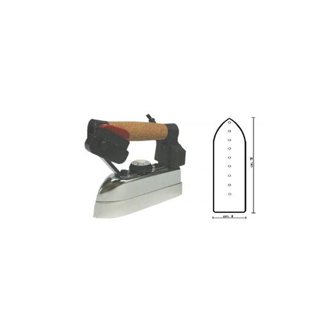 Ferro elettrovapore apricuciture 2F Kg 1,200 A180