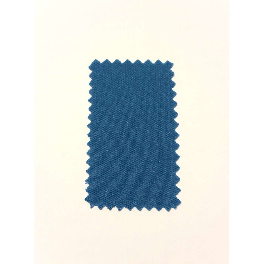 STRETCH LINING 100% POLYESTER  LIGHT BLUE  WIDTH: 1600MM
