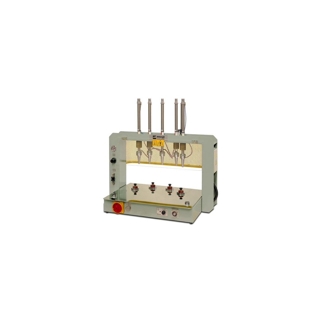 Puntatrice automatica Macpi Mod.130-01