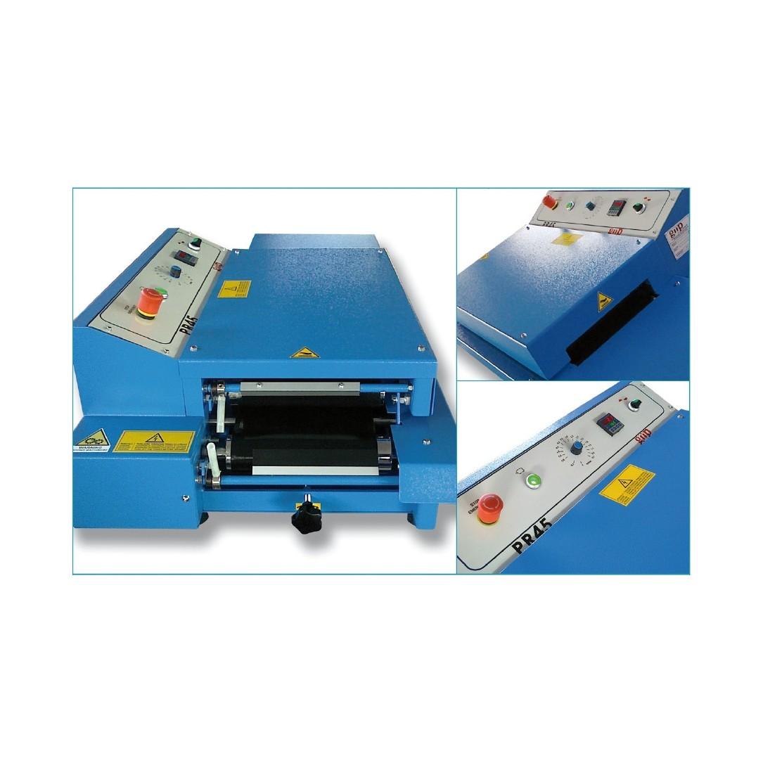 Mini pressa adesivatrice Mod.PR45
