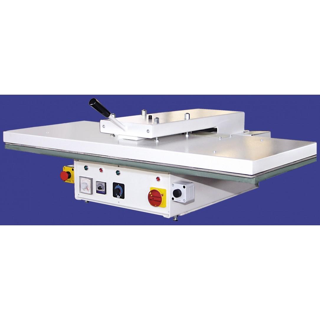 Pressa adesivatrice stiratrice Mod.EMS120