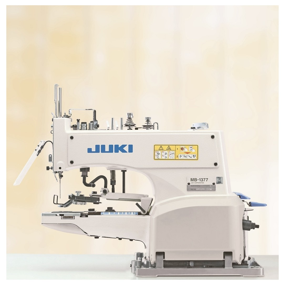 Juki The single-thread, chainstitch, button sewing machine mod.MB1370