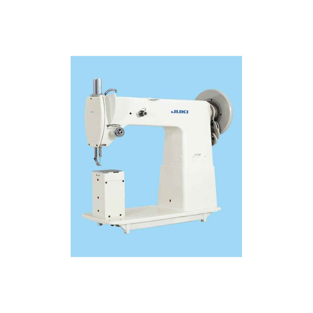 JUKI Computer-controlled, Dry-head, Lockstitch Sleeve Setting Machine with Multi-programming Device mod.DP2100