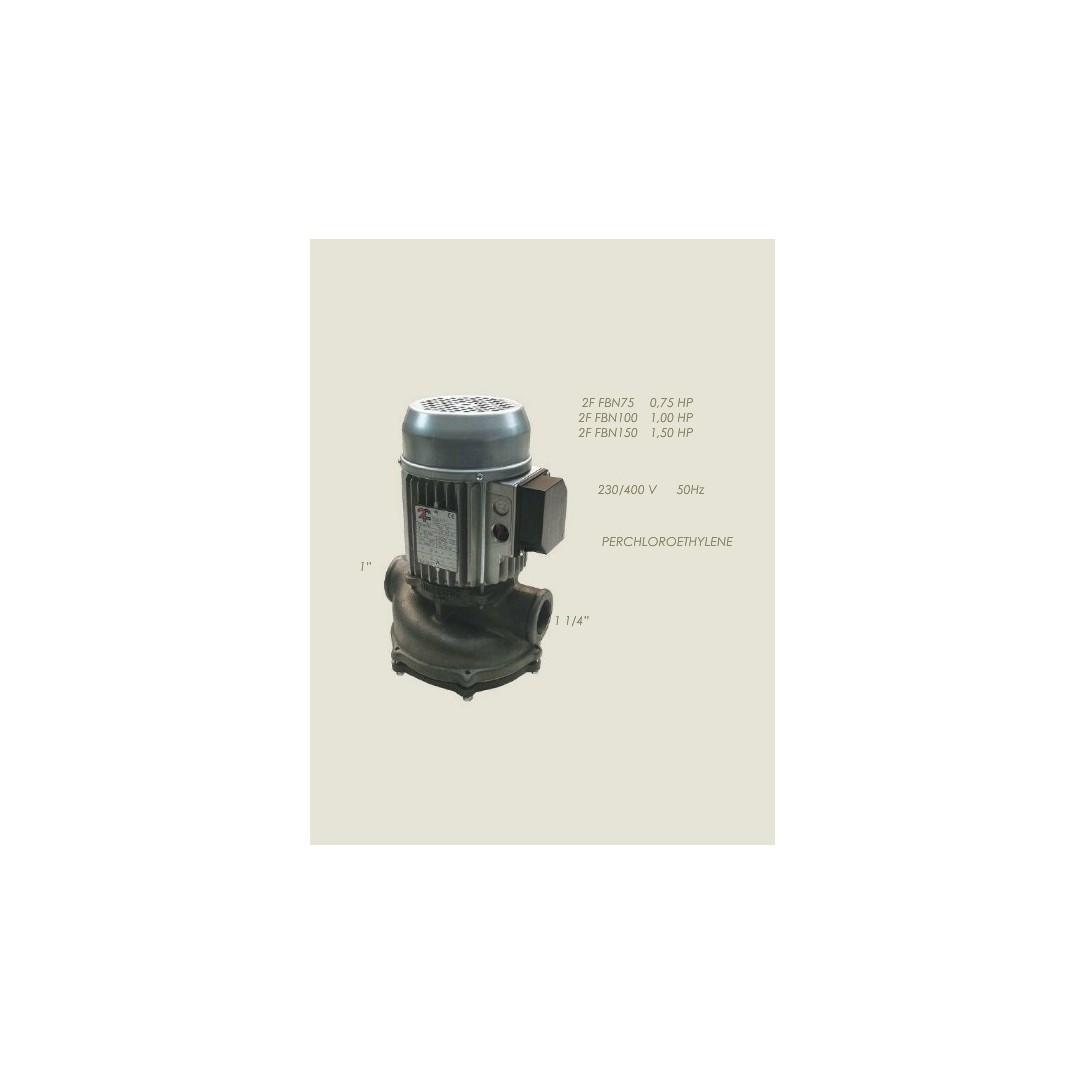 """pompa percloro FBN75 HP 0,75 1""""F - 1 1/4""""F 220/3/5"""