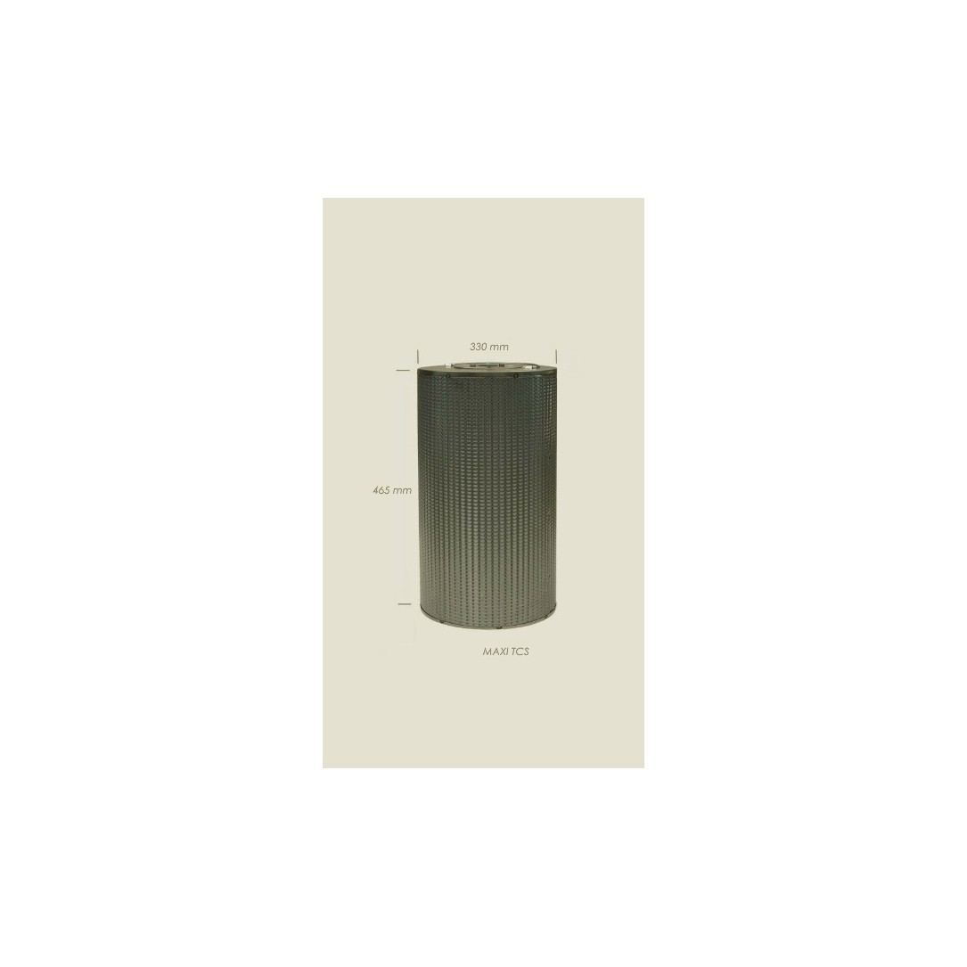 cartuccia maxi TCS assorbente (carbone e silicati)