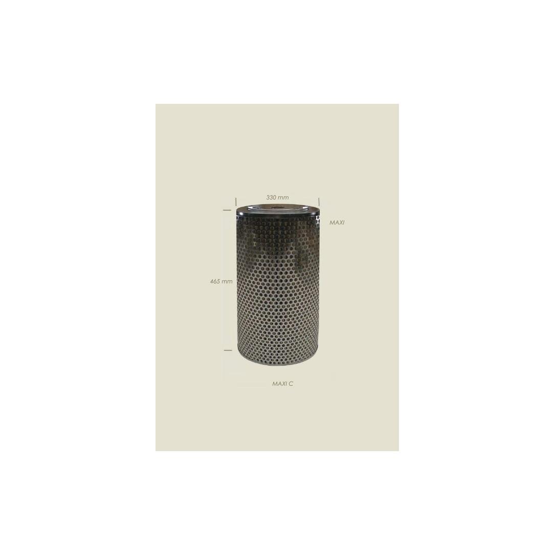 cartuccia maxi C filtrante decolorante (carbone) l