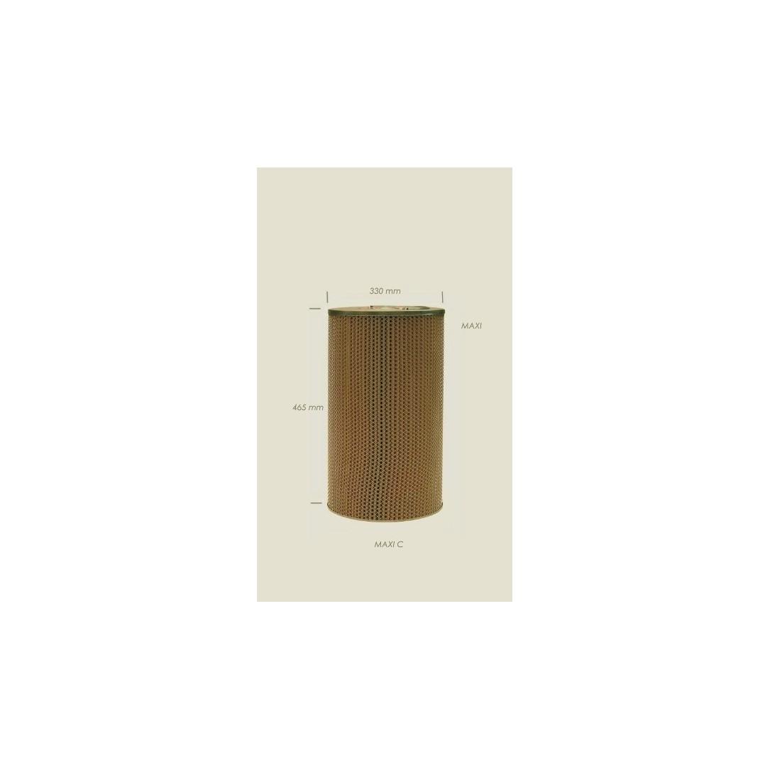 cartuccia maxi C filtrante decolorante (carbone) r