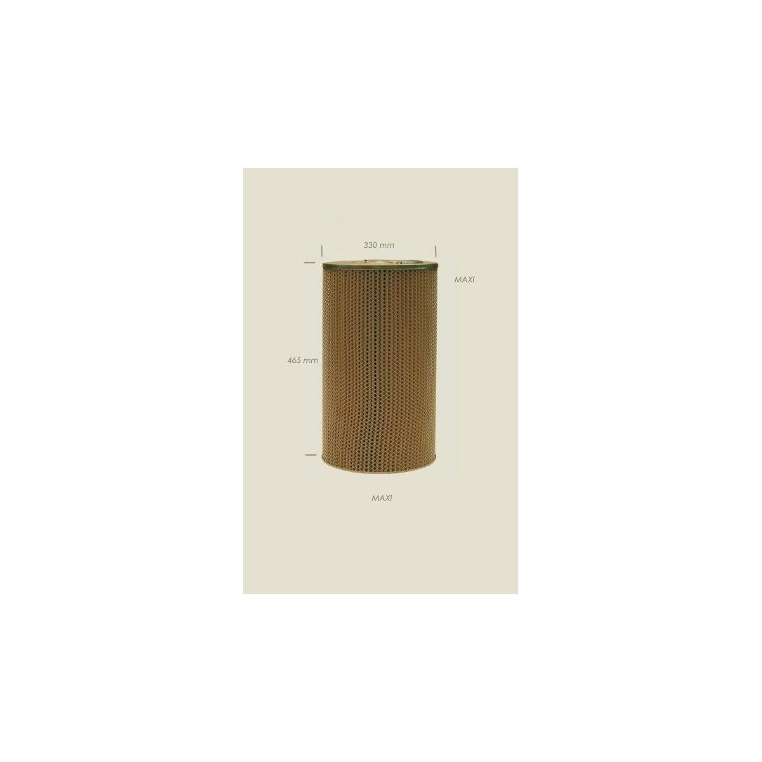 cartuccia maxi filtrante assorbente (carbone e si
