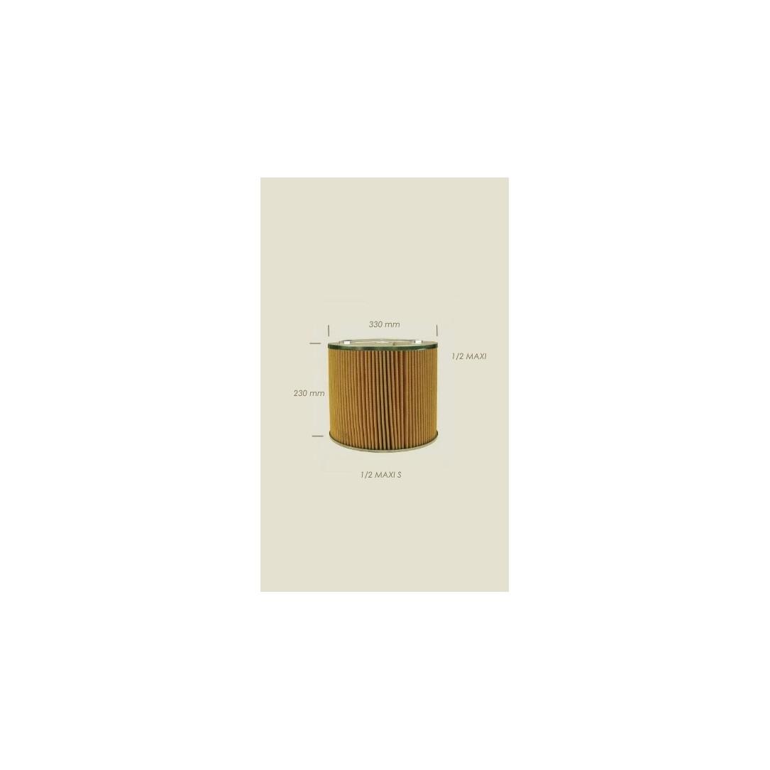 cartuccia media S filtrante assorbente (silicati)
