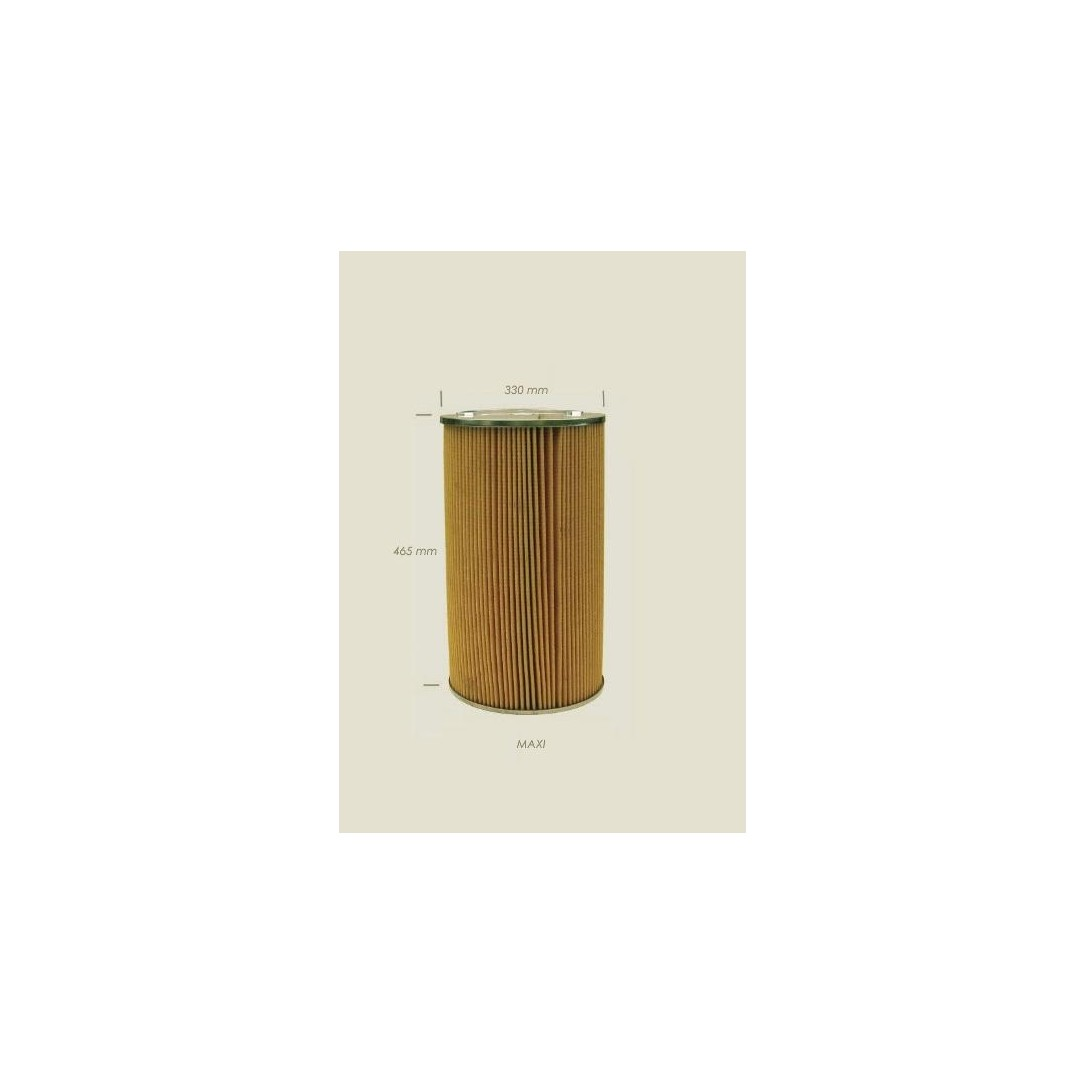 cartuccia maxi S filtrante assorbente (silicati)
