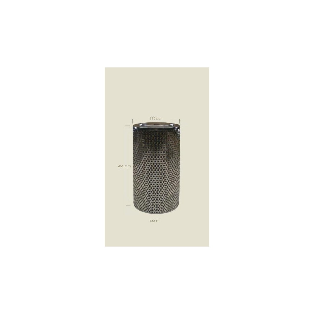 cartuccia maxi F filtrante lamiera