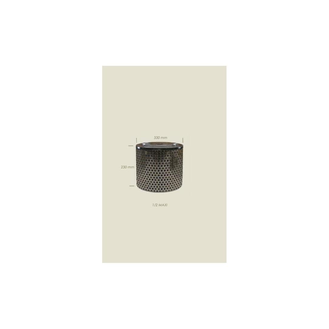 cartuccia media filtrante assorbente (carbone e si