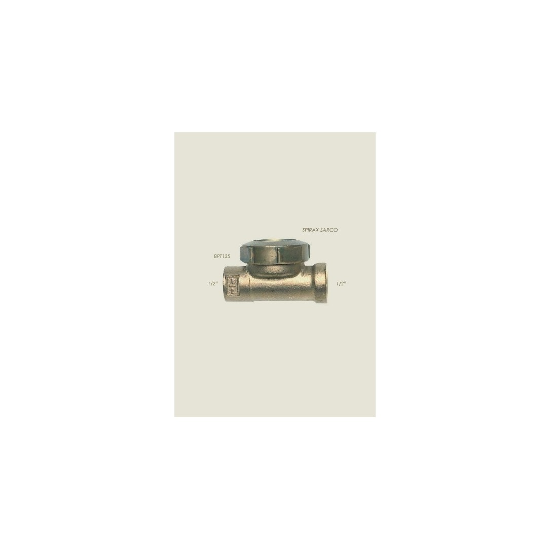 scaricatore termostatico diritto SpiraxBPT13S 1/2