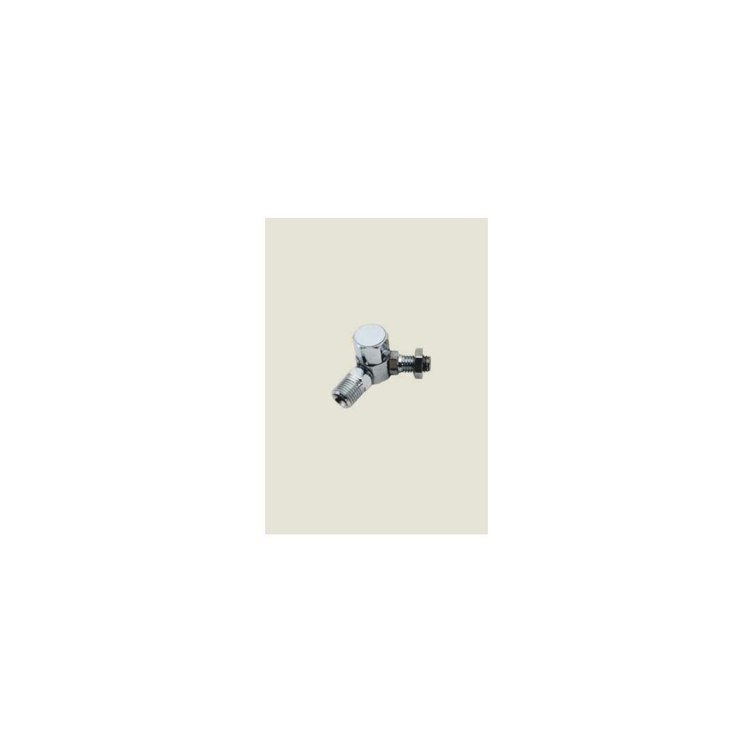 Scaricatore angolare ferro solo vapore