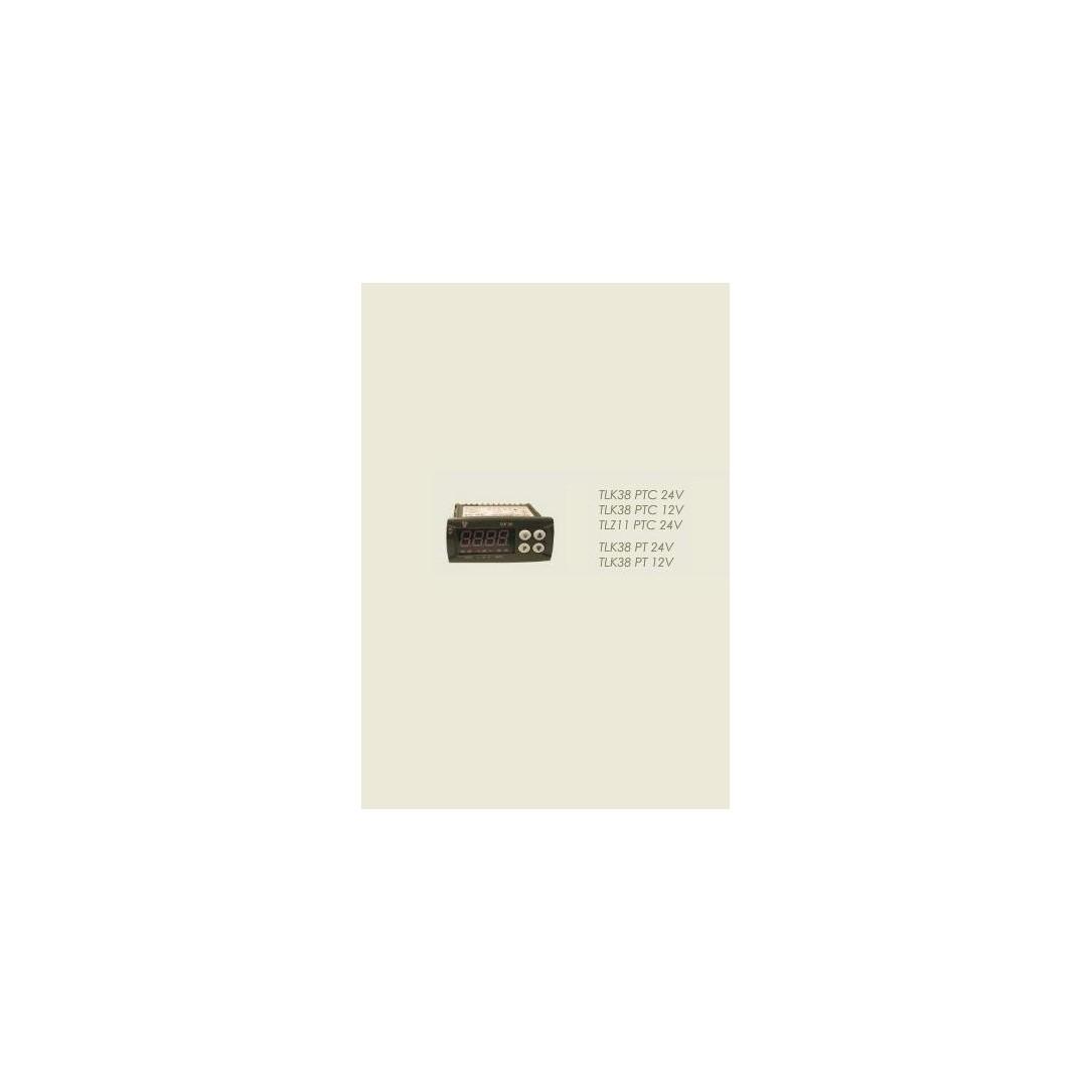 teletermostato Digit EWPC 902 12 V per sonda PT