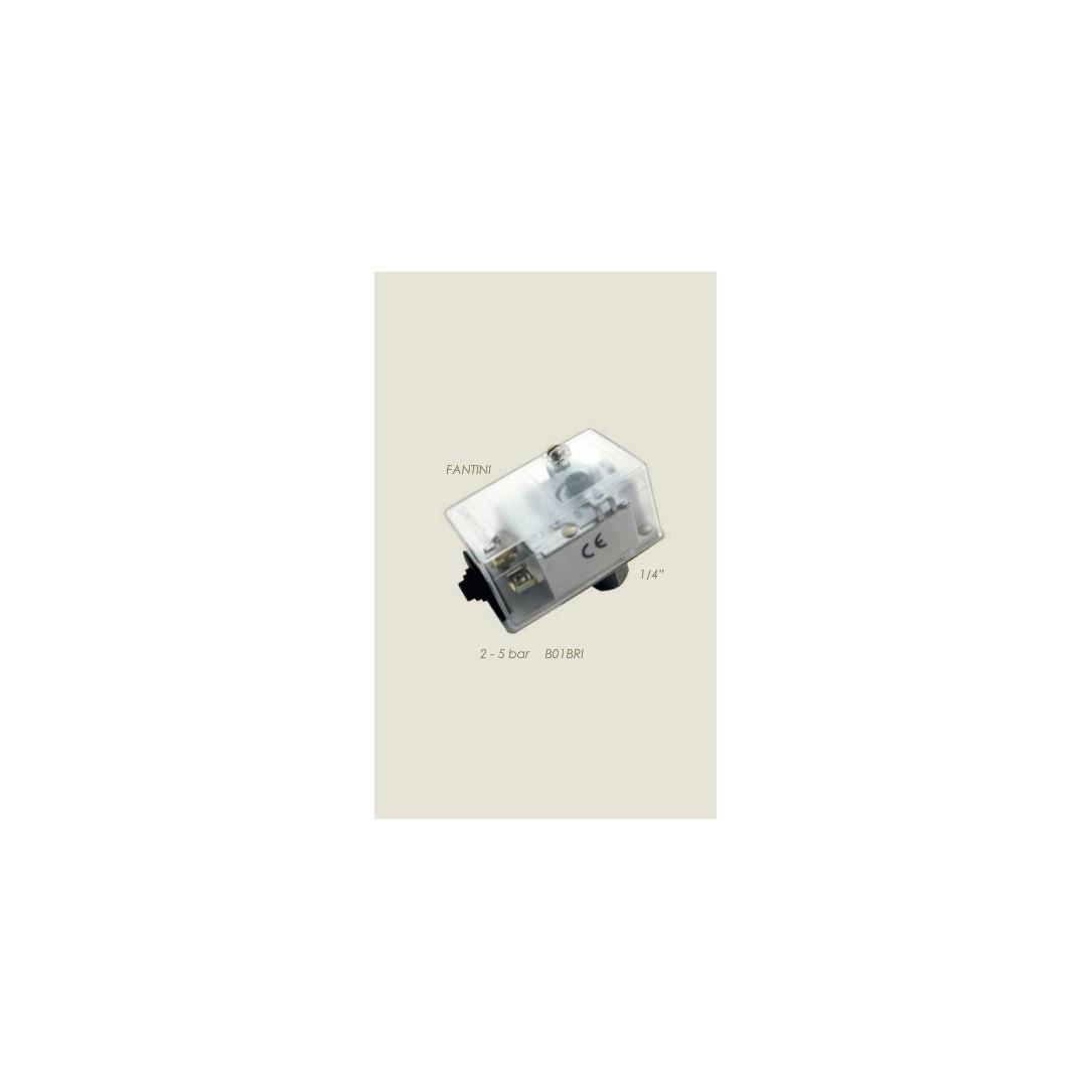 Pressostato Fantini B01 BRI automatico da 2 a 5bar