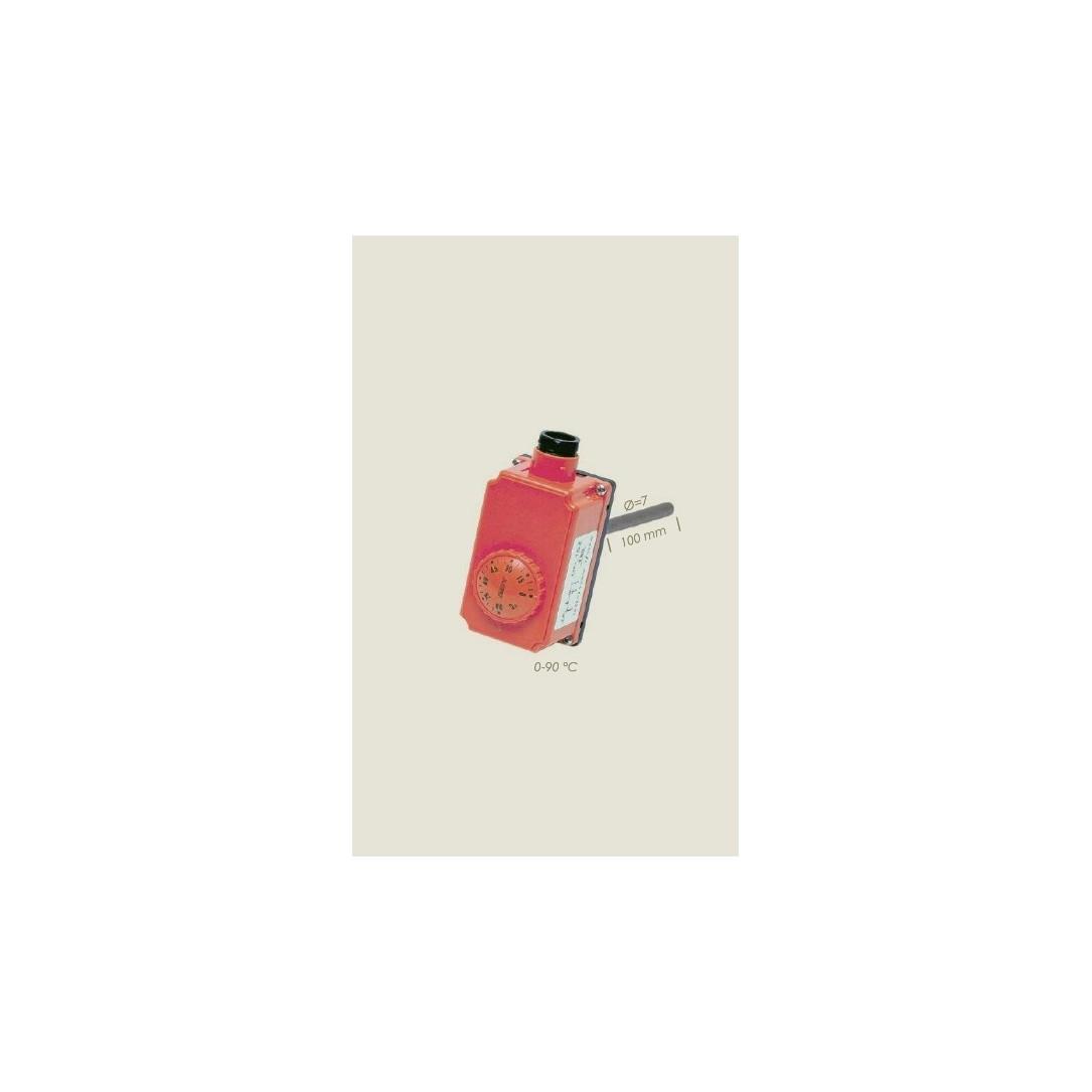 termoregolatore a gambo l100 0 a 90