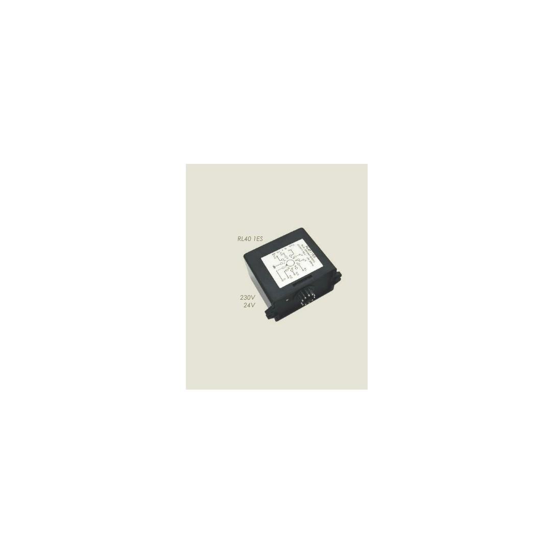 Regolatore livel elettronico ermetico RL401ES 230V