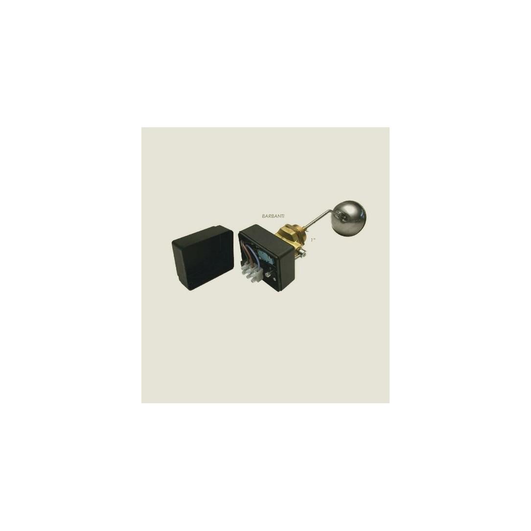 Regolatore livello 2 micro e morsettiera