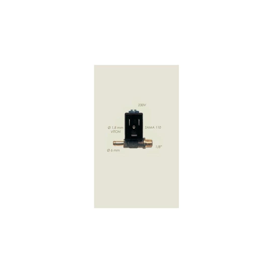 Elettrovalvola Sama 110 1/8M portagomma 1,8 viton