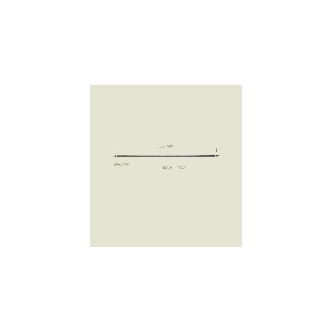 resistenza lineare l530 500 W 110 V