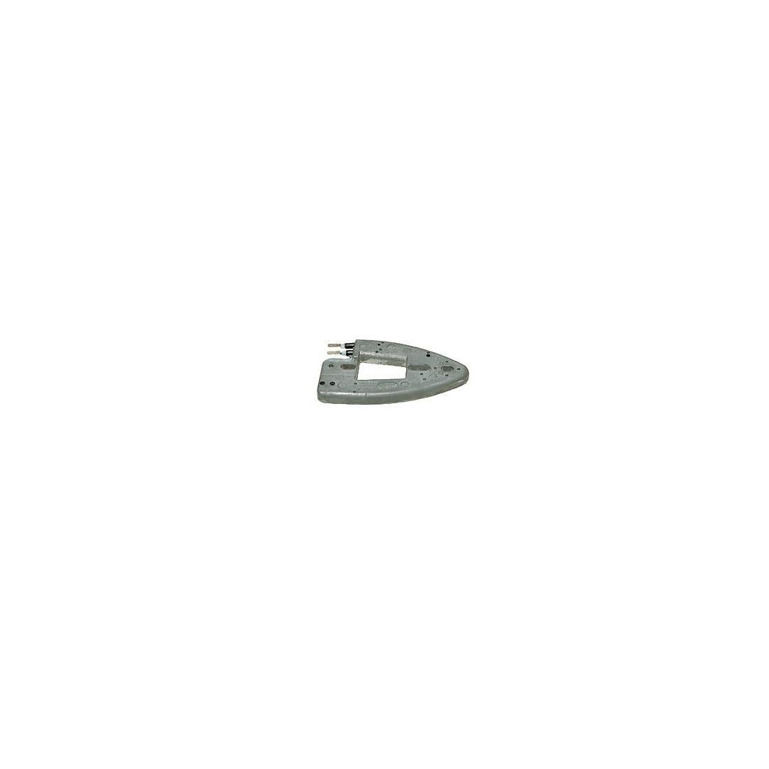Resistenza ferro alluminio Trevil 800W tipo vecchio