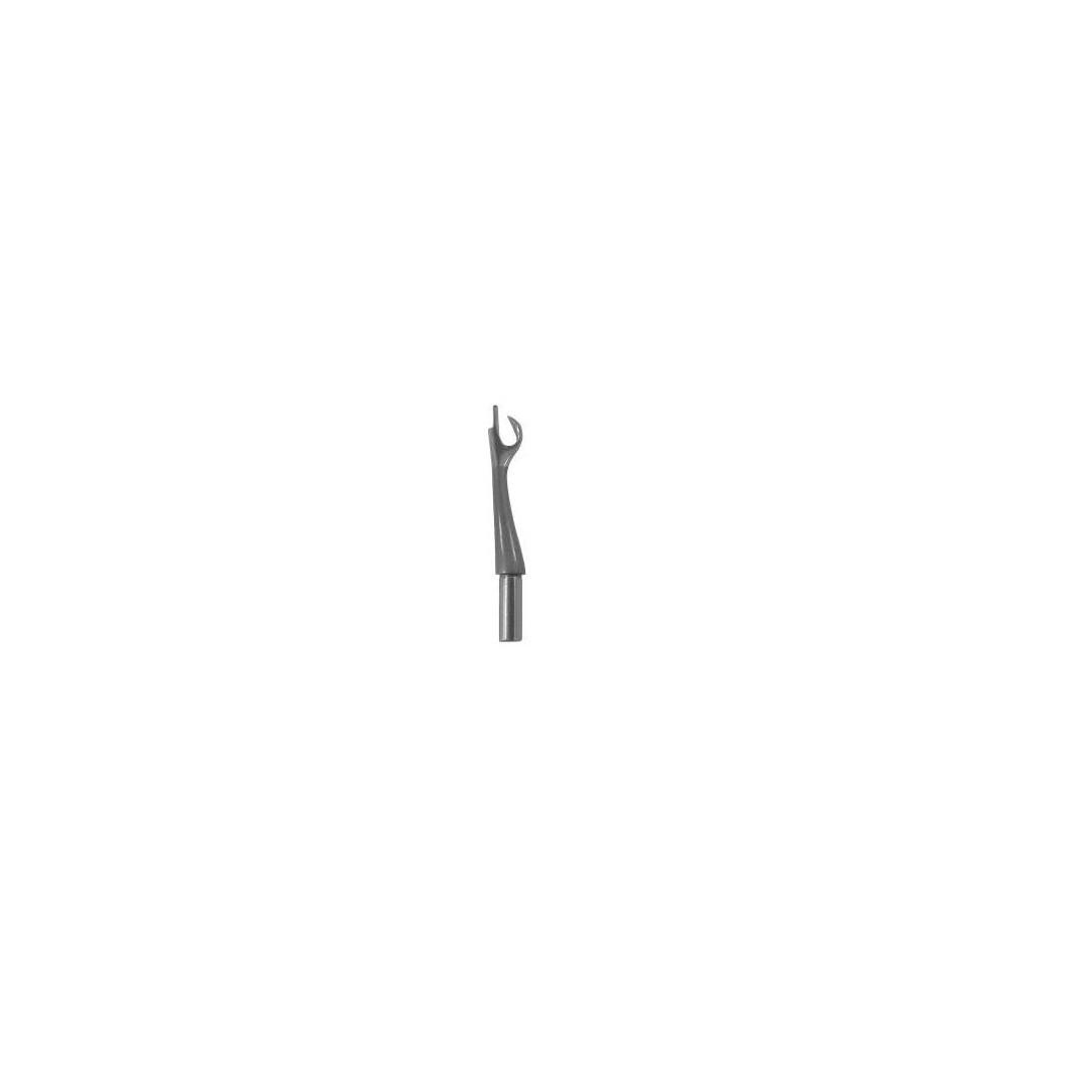 Crochet punto invisibile ad uncino Mod.22