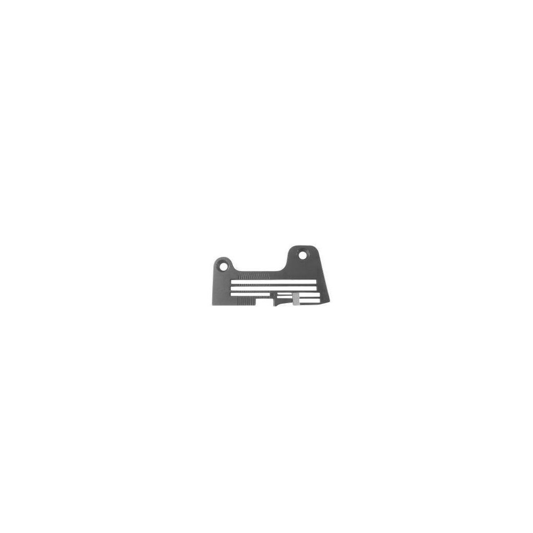 Placca per Brother 2,2X6 mm Mod.146782-001