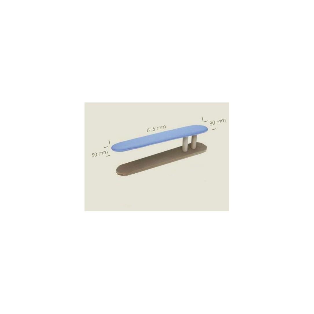 bracciolo legno donna 615x50x80mm