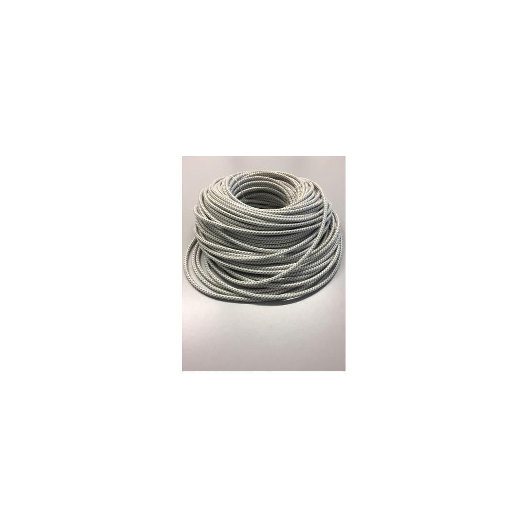 Cavo elettrico rivestimento cotone 3x1