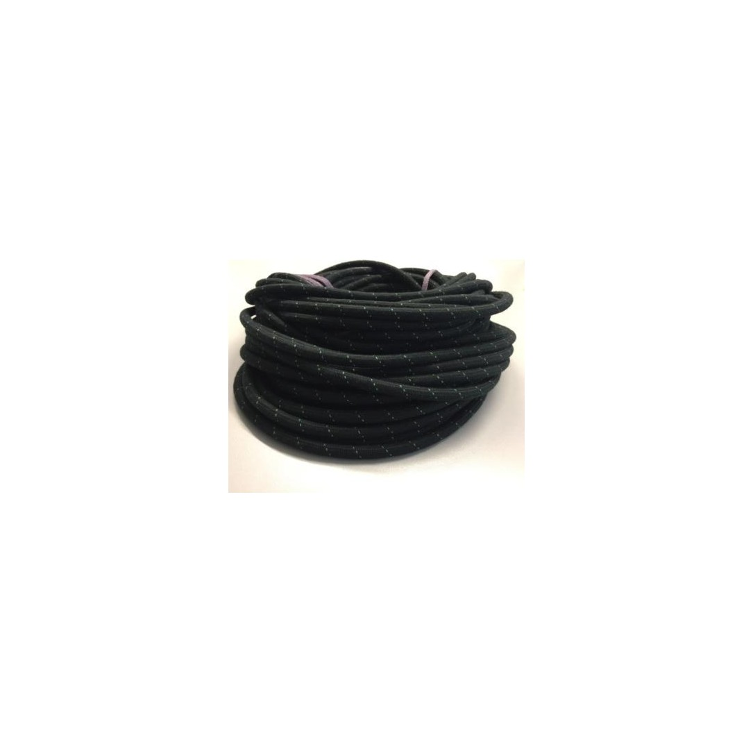 Cavo elettrico 4x1 rivestito cotone(52 capillari)