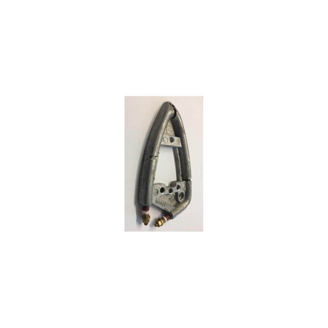 Resistenza ferro alluminio Macpi 800 W