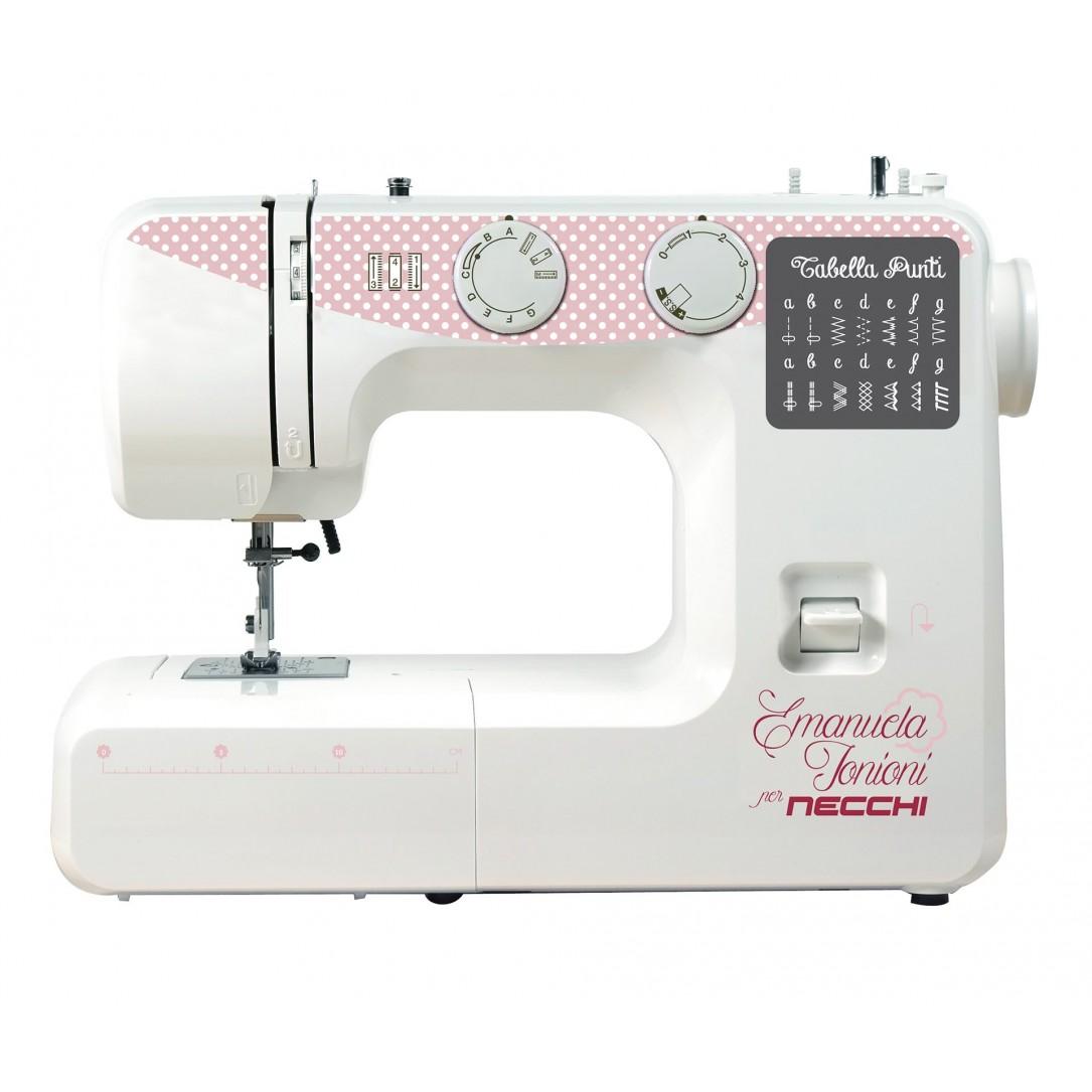 Macchine per cucire necchi gruppo ancona s r l for Macchina cucire necchi