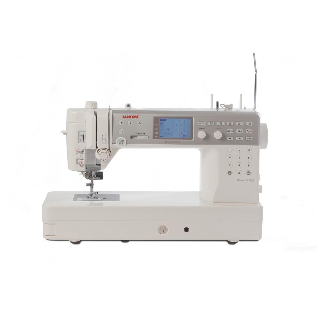 Macchina per cucire Janome mod. MC 6700P