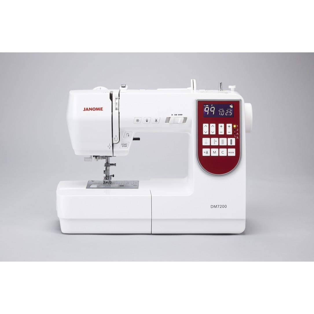 Macchina per cucire Janome mod. DM 7200