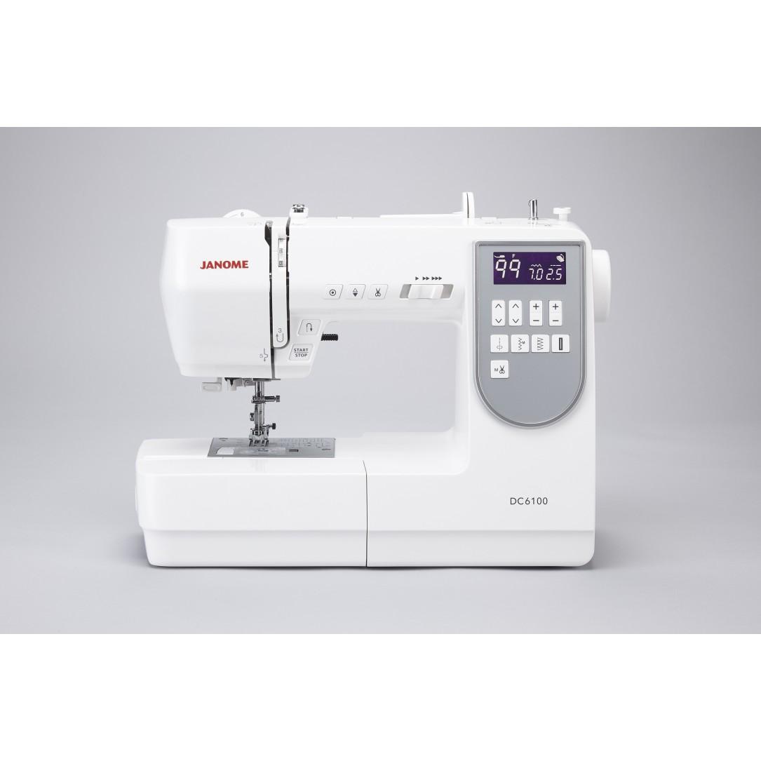 Macchina per cucire Janome mod. DC 6100