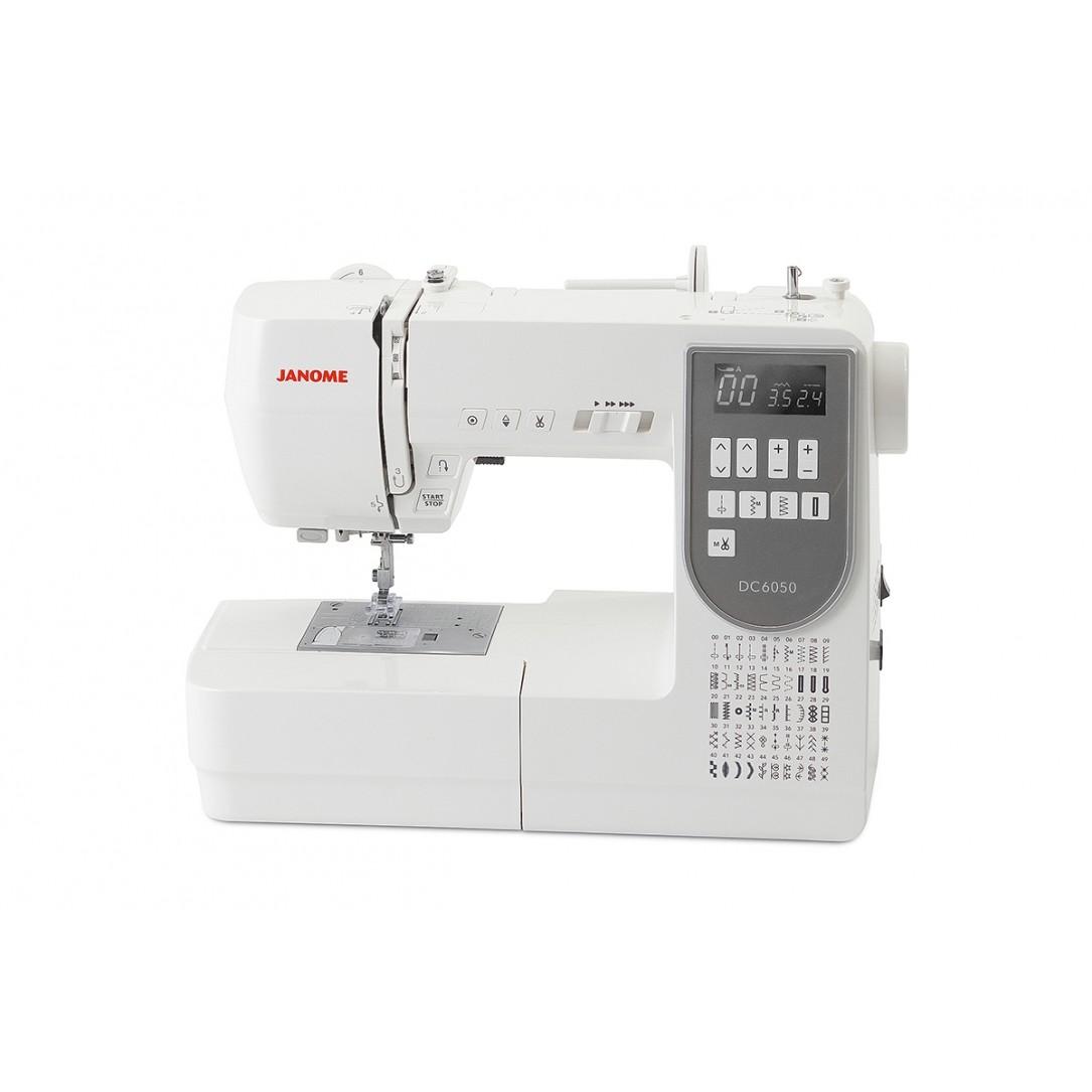 Macchina per cucire Janome mod. DC 6050