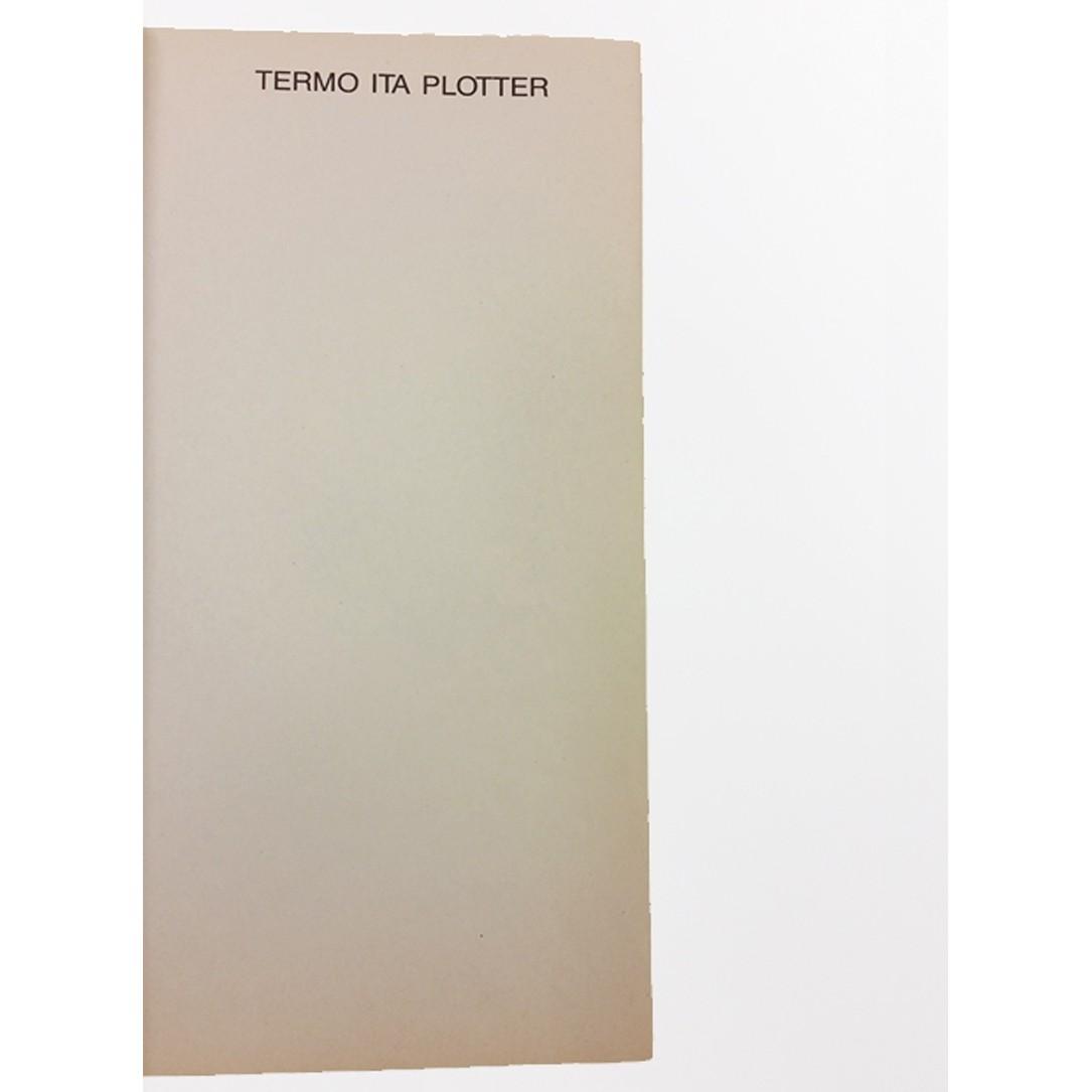 CARTA TERMO ITA PLOTTER H.155X55  PLHS15S154
