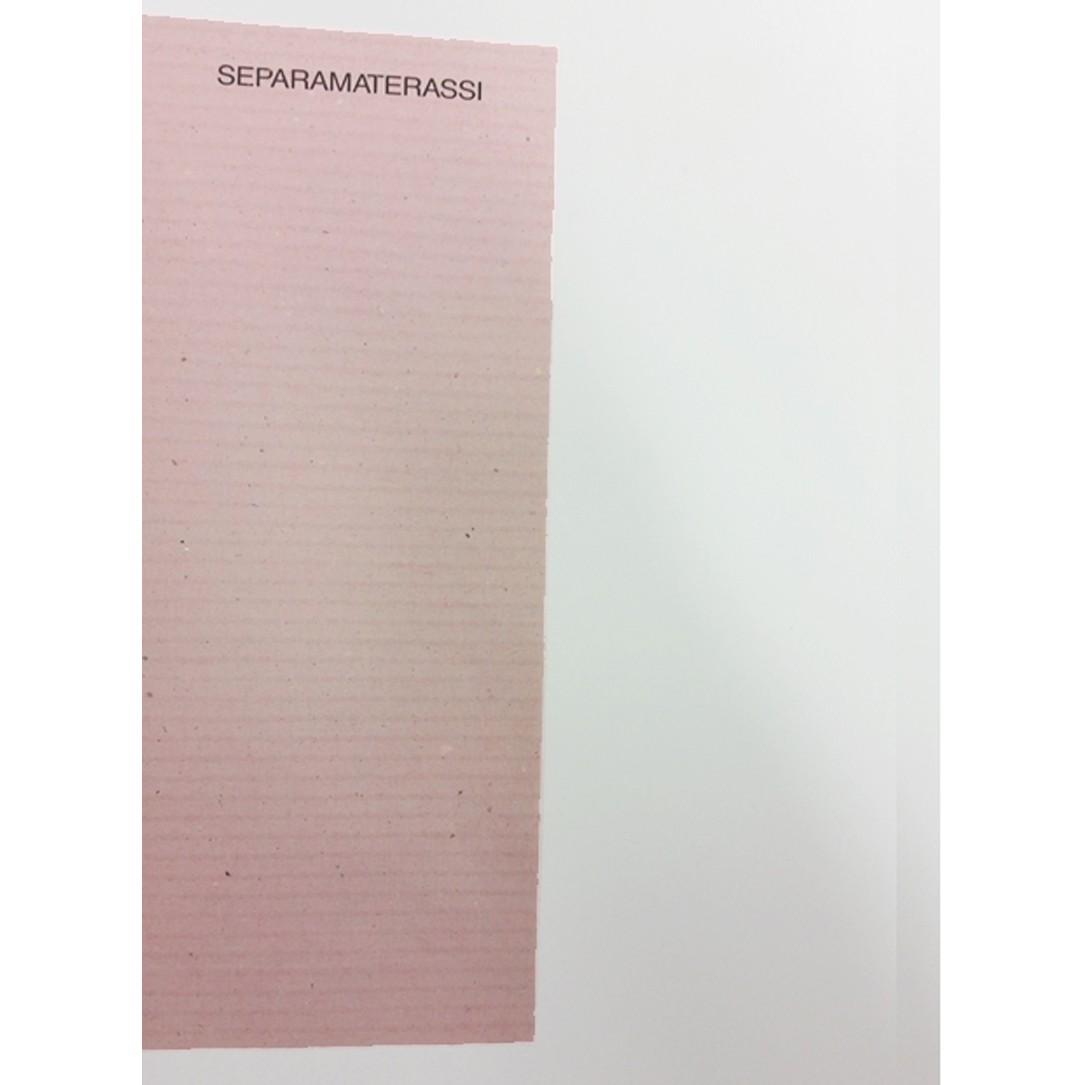 CARTA SEPARAMATER. H.152 ROSA