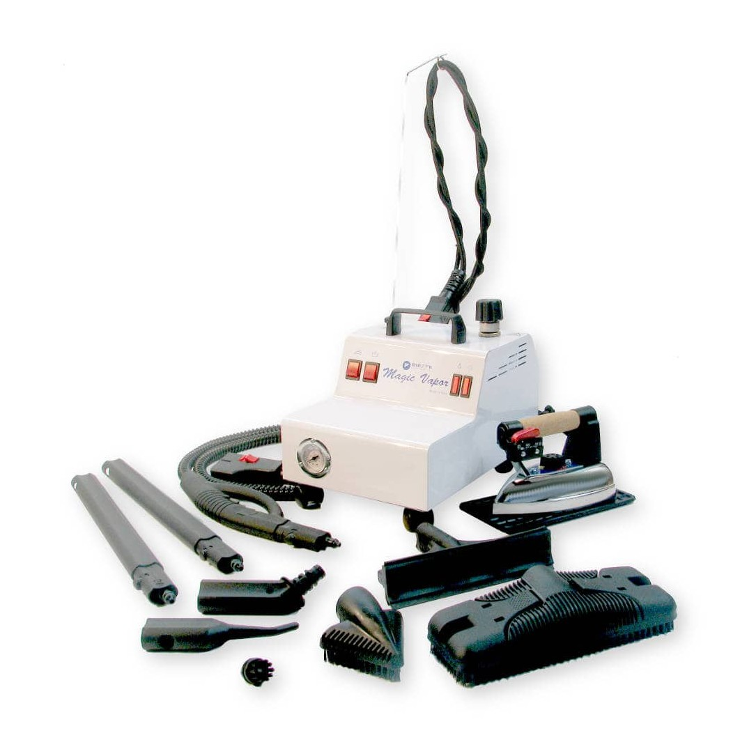 Iron and steam cleaner...