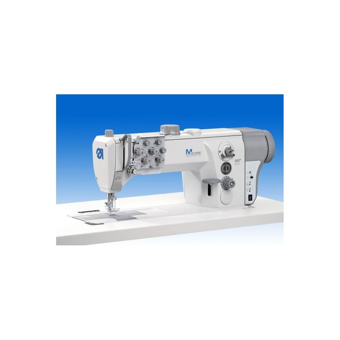 Macchina piana testa lunga  MOD.867-290020-70-MECO
