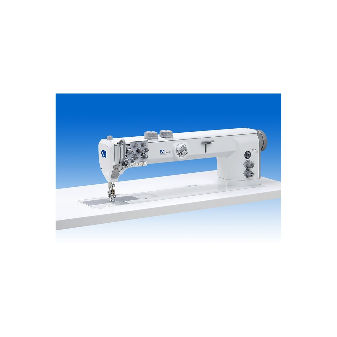 Macchina piana testa lunga MOD.H867-290060-70 ECO