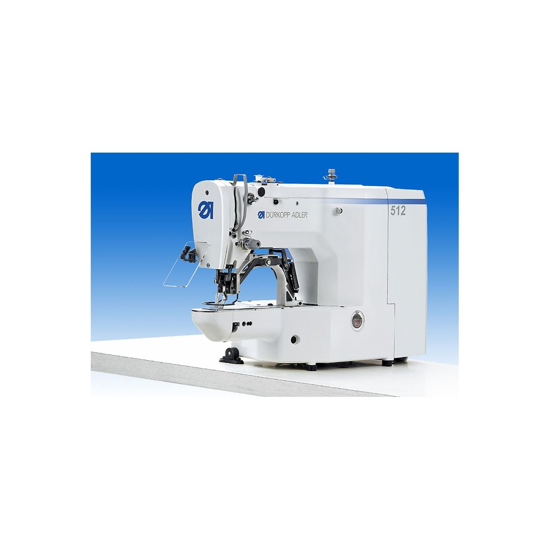 Travettatrice elettronica CNC Durkopp MOD.512-212